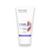 Melabel Whitening Hand cream with SPF 30, Lightens Dark Age Spots on the Skin by Biotrade