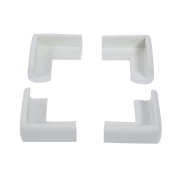Demiawaking 4Pcs Soft Edge Bumper Baby, Thickened Foam Edge Protector Table Edge Covers Safety Corner Edge Guards for Toddler, Baby and Kids