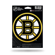 NHL Boston Bruins Bling Die Cut Vinyl Decal with Backing