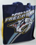 Nashville Predators Canvas Tote Bag w/ Gusset