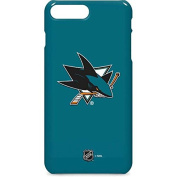 NHL San Jose Sharks iPhone 7 Plus Lite Case - San Jose Sharks Solid Background Lite Case For Your iPhone 7 Plus