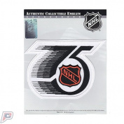National Hockey League NHL 75th Anniversary Jersey Patch 1991/92 Season