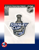 2008 NHL Stanley Cup Final Jersey Patch Detroit Red Wings vs. Pittsburgh Penguins