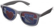 NHL New York Rangers Adult I Heart Game Day Shades, White