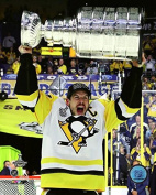 Pittsburgh Penquins Sidney Crosby 2017 Stanley Cup Champion 8x10 Photo Collage Picture