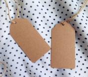 Plain fabric craft tag memo card lvt-a26