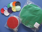 Bumper Tissue Paper Pack - 1440 Assorted Circles | Wrap Supplies