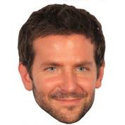 Bradley Cooper Celebrity Mask, Card Face And Fancy Dress Mask