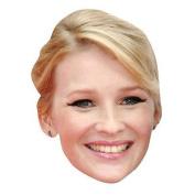 Joanna Page Celebrity Mask, Card Face And Fancy Dress Mask