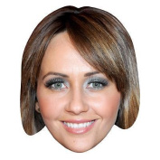 Samia Ghadie Celebrity Mask, Card Face And Fancy Dress Mask