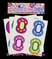 12 Extra Dummies For Pin The Dummy On The Baby Game