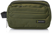 National Geographic Toiletry Bag Green olive