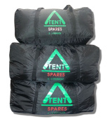 Universal Durable Camping Sports Equipment Tent Bag to fit from 2-3 Berth to 6-8 Berth Tents