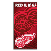 The Northwest Company NHL Detroit Redwings Emblem Beach Towel, 70cm by 150cm