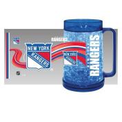 NHL New York Rangers Unisex NHL Freezer Mug, Blue, 470ml