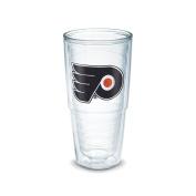 "Tervis 2654040cm NHL Phila Flyers"" Tumbler, Emblem, 710ml, Clear"