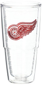 """Tervis 2654020cm NHL Detroit Red Wings"""" Tumbler , 710ml, Clear"""