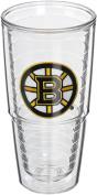 "Tervis 2654120cm NHL Boston Bruins"" Tumbler, 710ml, Clear"