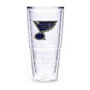"Tervis 2654690cm NHL St Louis Blues"" Tumbler, 710ml, Clear"