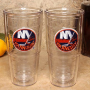 "Tervis 2653730cm NHL Ny Islanders"" Tumbler, 710ml, Clear"