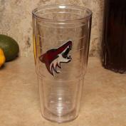 "Tervis 2654680cm NHL Phoenix Coyotes"" Tumbler, Emblem, 710ml, Clear"