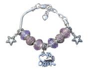 Cheer Bracelet, Girls Cheerleading Bracelet- Cheer Jewellery - Perfect Gift For Cheerleaders, Cheer Teams and Coaches