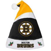Boston Bruins Basic Santa Hat - 2016