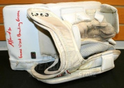 Andrew Hammond Ottawa Senators Signed Autographed Game Used Goalie Blocker