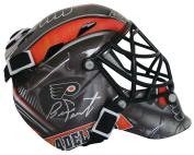 Bernie Parent Signed Philadelphia Flyers Mini Goalie Mask SI