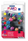 Staedtler CLAY FIMO 12 colours set (kit for the beginner) 8023-01-LJ