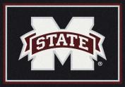 Mississippi State Bulldogs 70cm x 790cm Team Spirit Area Rug