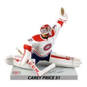 NHL Carey Price (Montreal Canadiens) Signature Series Premium Sports Artefacts (PSA), 15cm Hockey Figure