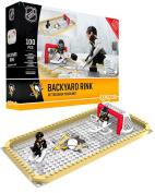 Oyo Penguins New Logo Backyard Rink Set PENGUINS