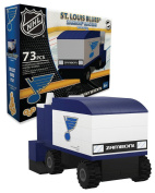 NHL St. Louis Blues OYOHKYSTLZAM Irrelevant Building Blocks, Black, Small