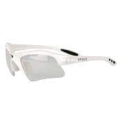 Ektelon Speed Racquetball Eyewear-White/Black