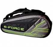 E-Force Club Bag, Black/Grey/Green