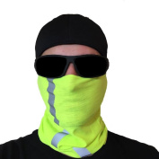 GETTAC BANDZ - Protects Against Sun, Wind or Snow - Good for Men and Women - Sun Mask, Neck Gaiter, Face Mask, Multi functional.