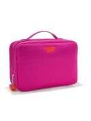Victoria's Secret Beauty Bag Travel Case and 3 beauty bags with zip closure.