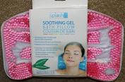 Splash Soothing Gel Bath Pillow - Pink by Splash Home Soothing Gel Bath Pillow
