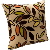 SIScovers Kirby Jewel 50cm x 50cm Contemporary Accent Pillow