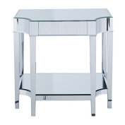 Sofaweb.com Mirrored Console Accent Table