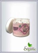 470ml COCOJOJO MILKY ROSE BATH SALT WITH ROSE PETALS for RELAXING BATH EXFOLIATE BATH SALT AROMATHERAPY