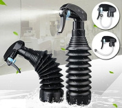 New Salon Hairdressing PVC Water Spray Bottle Plants Flowers Water Sprayer Beauty Spray Pot Doubtless Bay