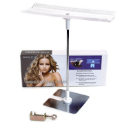 Hair Extension Stand for Stylists Organisation for Hair Extension Installation