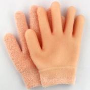 Pinkiou Gel Spa Essential Oil Gloves Exfoliating Moisturising Beauty Hand Film