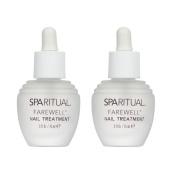 SpaRitual Farewell Nail Treatment .150ml (Formerly Farewell Fungus Nail Treatment) Set of 2 Bottles