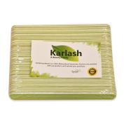 Karlash Premium Mini Nail Files Green 50 pc per Pack