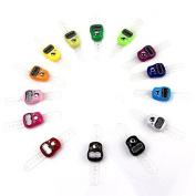 Buddha Rings electronic counter counter counter finger hand colour random