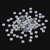 Nizi Jewellery Hotfix Rhinestones New Shiny Star Colour SS16 4MM 1440PCS Nail Art Strass Shiny Stone Diy Craft Tiny Rhinestone Perfect for Nail art