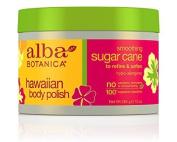 Alba Botanica, Sugar Cane Body Polish, 300ml (280 g) by Alba Botanica